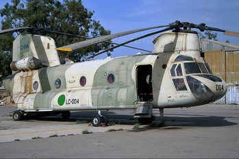 LC004 - Libya - Air Force Boeing CH-47A Chinook