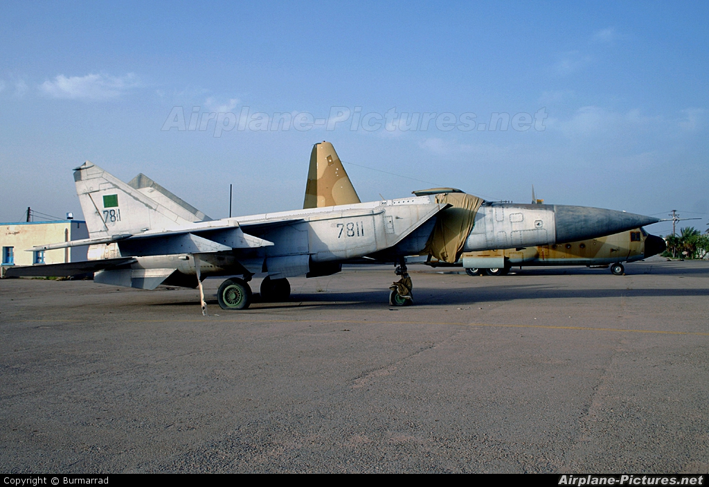 7811 - Libya