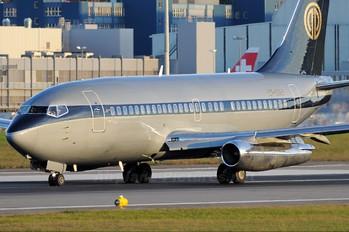 VP-CBA - Private Boeing 737-200