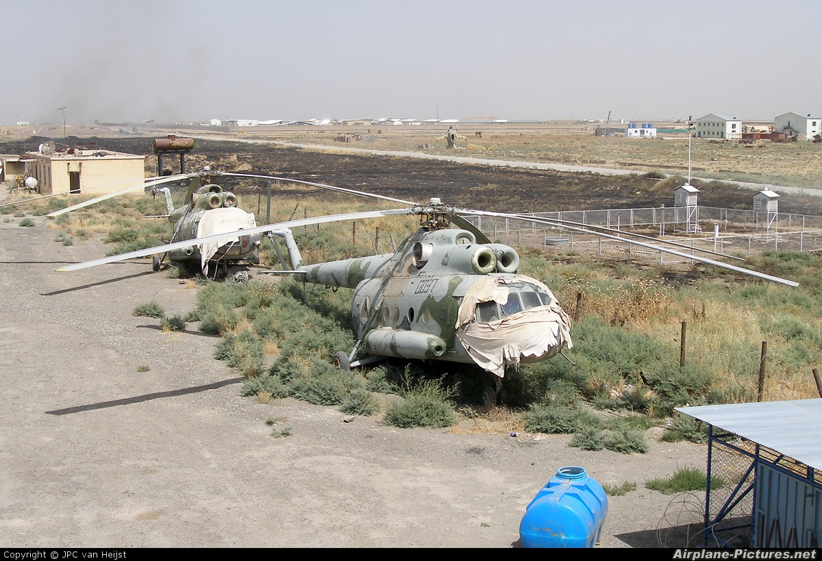 Afghanistan - Air Force 0037 aircraft at Kunduz