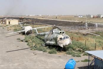 0037 - Afghanistan - Air Force Mil Mi-8
