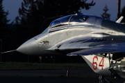 N29UB - Private Mikoyan-Gurevich MiG-29UB aircraft