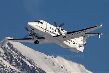 OO-PHB - Air Service Liege Beechcraft 1900D Airliner