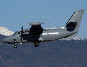 L4-01 - Slovenia - Air Force LET L-410 Turbolet