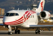 OE-HPZ - International Jet Management Bombardier BD-100 Challenger 300 series aircraft
