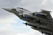 ZJ803 - Royal Air Force Eurofighter Typhoon T.1 aircraft