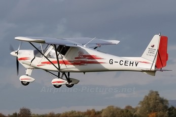 G-CEHV - Private Ikarus (Comco) C42
