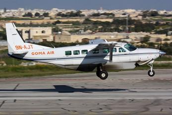 9N-AJT - Goma Air Cessna 208 Caravan