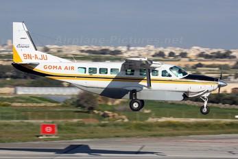 9N-AJU - Goma Air Cessna 208 Caravan