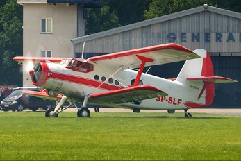 SP-SLF - Private Antonov An-2