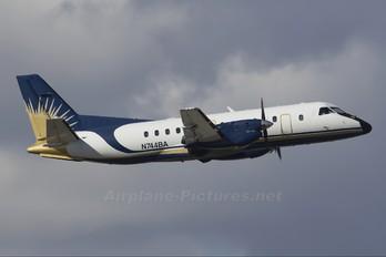 N744BA - Air Sunshine SAAB 340