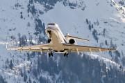 TC-ARB - ArkasAir Bombardier BD-100 Challenger 300 series aircraft