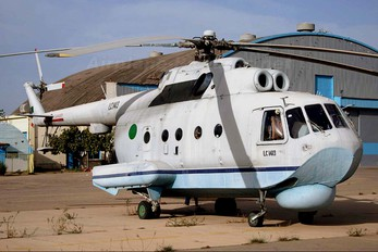 LC1413 - Libya - Air Force Mil Mi-14PL