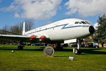 XK699 - Royal Air Force de Havilland DH.106 Comet C.2