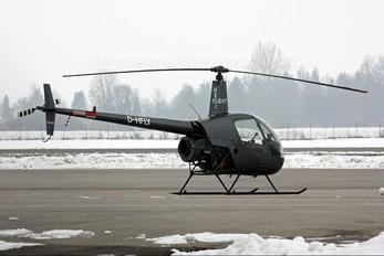 D-HFLY - Heli-Flight Robinson R22