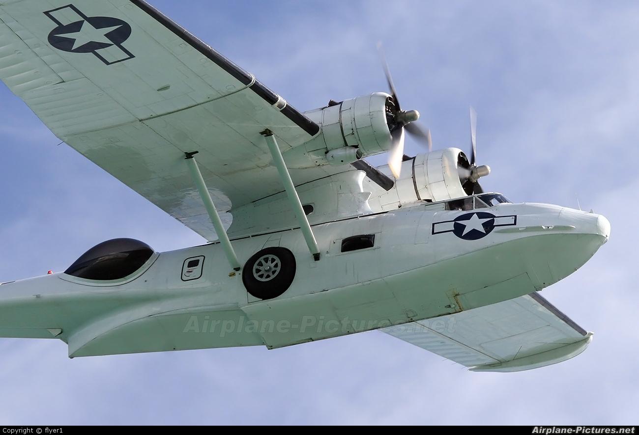 Catalina Aircraft G-PBYA aircraft at Eastbourne - Off-Airport