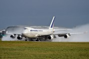 F-GIUC - Air France Cargo Boeing 747-400F, ERF aircraft