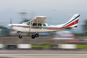 MSP005 - Costa Rica - Government Cessna 206 Stationair (all models)