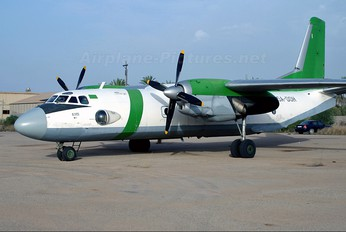 5A-DOH - Libyan Air Cargo Antonov An-26 (all models)