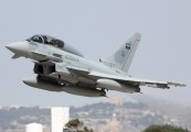 304 - Saudi Arabia - Air Force Eurofighter Typhoon T aircraft