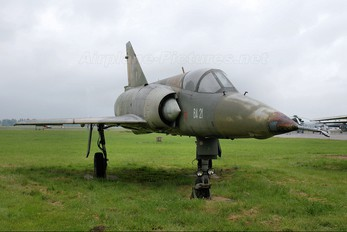 BA-21 - Belgium - Air Force Dassault Mirage V