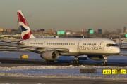 F-GPEJ - British Airways - Open Skies Boeing 757-200WL aircraft