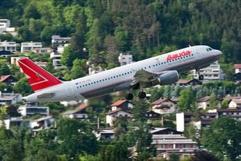 OE-LBQ - Lauda Air Airbus A320