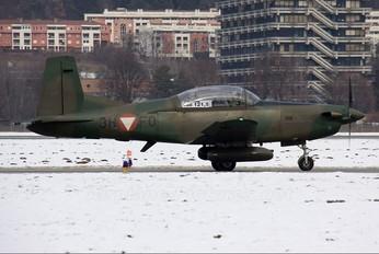 3H-FO - Austria - Air Force Pilatus PC-7 I & II
