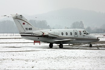 TC-NEO - Private Hawker Beechcraft 400A Beechjet