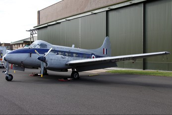G-DHDV - Air Atlantique de Havilland DH.104 Dove