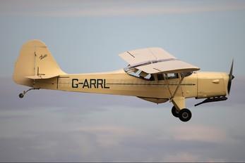 G-ARRL - Private Auster J1N Alpha