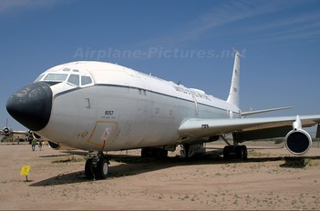 63-8057 - USA - Air Force Boeing EC-135J Stratotanker
