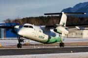 LN-WIC - Widerøe de Havilland Canada DHC-8-100 Dash 8 aircraft