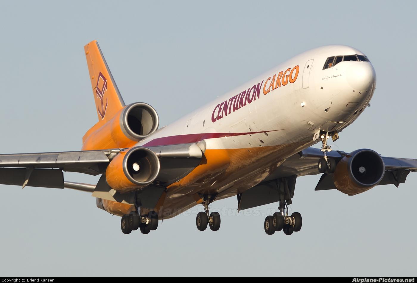 Centurion Air Cargo N984AR aircraft at Miami Intl
