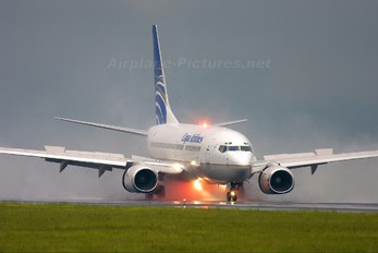 HP-1379CMP - Copa Airlines Boeing 737-700