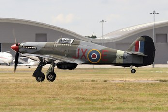 "PZ865 - Royal Air Force ""Battle of Britain Memorial Flight&quot Hawker Hurricane IIC"