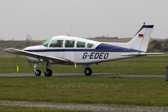 G-EDEO - Private Beechcraft 24 Sierra