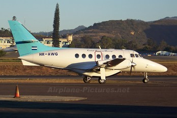 HR-AWG - Central American Airways Scottish Aviation Jetstream 31