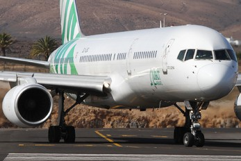 EC-LBC - Mint Airways Boeing 757-200