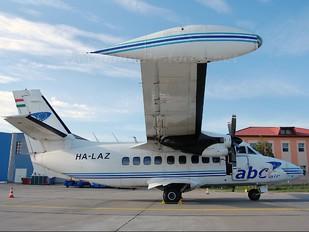 HA-LAZ - ABC Air LET L-410 Turbolet