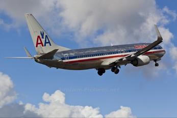 N919AN - American Airlines Boeing 737-800