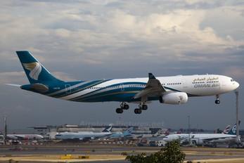 A4O-DE - Oman Air Airbus A330-300