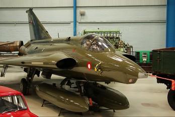 A-001 - Denmark - Air Force SAAB F 35 Draken