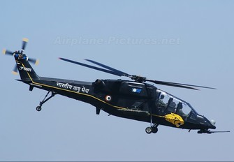ZP4601 - India - Air Force Hindustan LCH