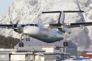 LN-WIP - Widerøe de Havilland Canada DHC-8-100 Dash 8 aircraft