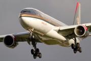 JY-AIF - Royal Jordanian Airbus A330-200 aircraft