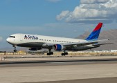 N136DL - Delta Air Lines Boeing 767-300 aircraft