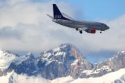 LN-RPW - SAS - Scandinavian Airlines Boeing 737-600 aircraft