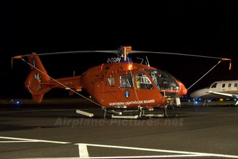 G-CGPI - Bond Air Services Eurocopter EC135 (all models)