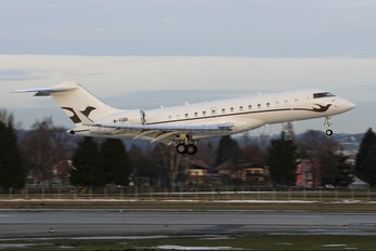 M-VQBI - Private Bombardier BD-700 Global Express